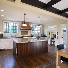 traditional kitchen by Construction Services
