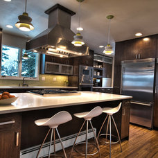 Contemporary Kitchen by Trailboss Solutions