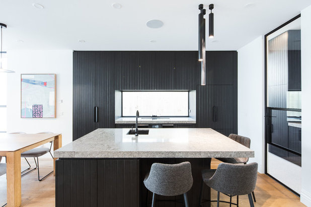 Contemporary Kitchen by AD DESIGN DEVELOP