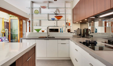 Room of the Week: A Well-Connected Mid-Century Kitchen