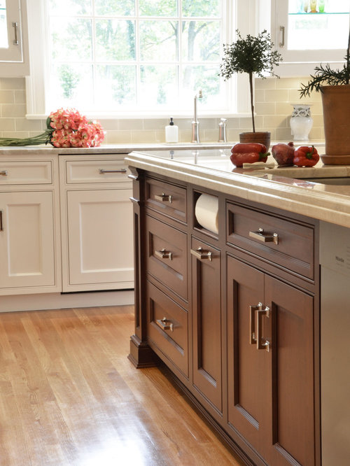 Paper Towel Drawer Home Design Ideas, Pictures, Remodel and Decor