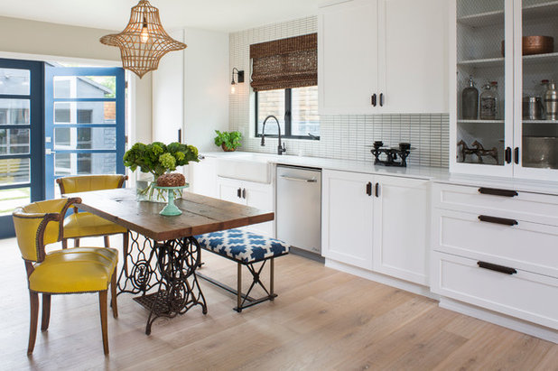 Contemporary Kitchen by Shelby Wood Design