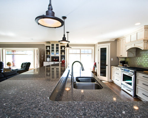 Silestone Mountain Mist Design Ideas Amp Remodel Pictures