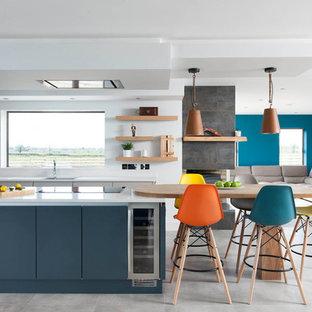 75 Most Popular Ireland Kitchen With Window Splashback Design Ideas