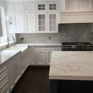Quartz Countertop Modern Kitchen Photos