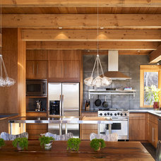 Rustic Kitchen by Robert Hawkins