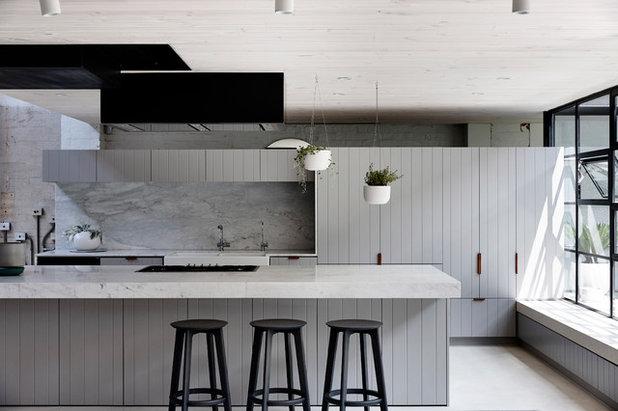 Industrial Kitchen by Schweigen Home Appliances
