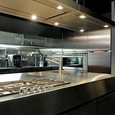 Industrial Kitchen by Marco Dellatorre