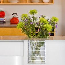 Contemporary Kitchen by Bob Greenspan Photography