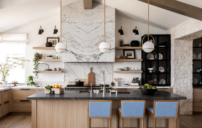 New This Week: 6 Stylish Kitchen Backsplash Ideas