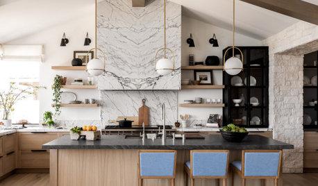 New This Week: 6 Stylish Kitchen Backsplash Ideas