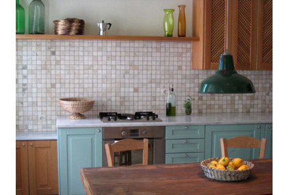 Traditional Kitchen by Steeldaisy Associates