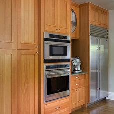 Transitional Kitchen by company kd, llc.