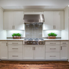 Traditional Kitchen by Parc Chateau Homes