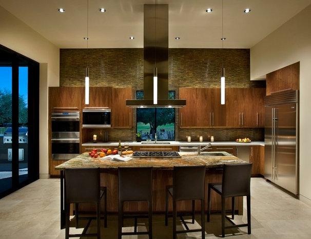Modern Kitchen by Identity Construction