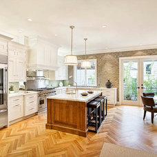 Traditional Wood Flooring by Amber Flooring