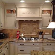 Mediterranean Kitchen by Pro Source of South Jersey