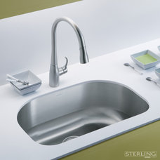 Contemporary Kitchen by Sterling Plumbing