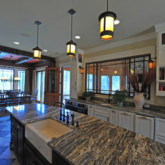 traditional kitchen steve Woolridge