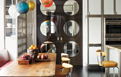 Trend Alert: Swinging Doors Can't Miss for Convenience