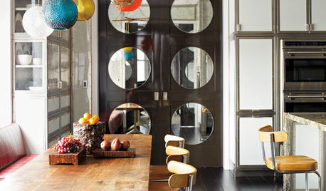 Cafe-Style Kitchens: How to Groove to the Bistro Beat