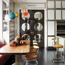 contemporary kitchen by ABRAMS