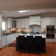 Traditional Kitchen by Coordinated Kitchen and Bath