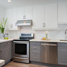 Cuisine grise un dossier d 39 id es par camille b for Classique ideas interior designs inc