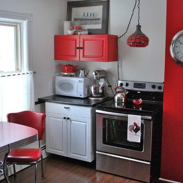 Stewart St. kitchen