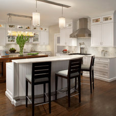 Traditional Kitchen by Richard Ross Designs