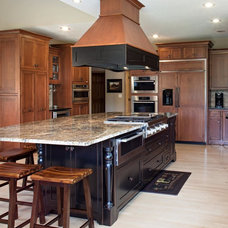Traditional Kitchen by Legacy Design-Build