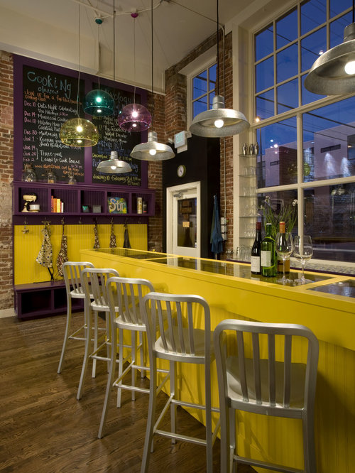 Industrial Denver Kitchen Design Ideas & Remodel Pictures | Houzz