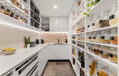 Do These 7 Things for an Organized Kitchen Pantry