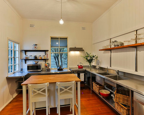 Countertop Dishwasher Brisbane : Industrial Brisbane Kitchen Design Ideas & Remodel Pictures Houzz