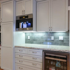 Contemporary Kitchen by Fitzpatrick and Sons General Contractor