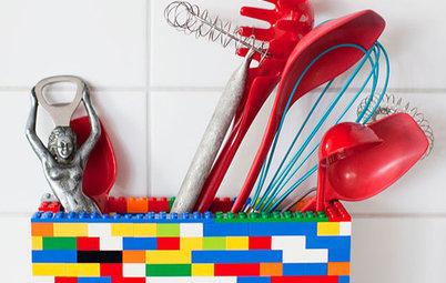 Upcycling: Det var jo ikke meningen… men passer perfekt i køkket!