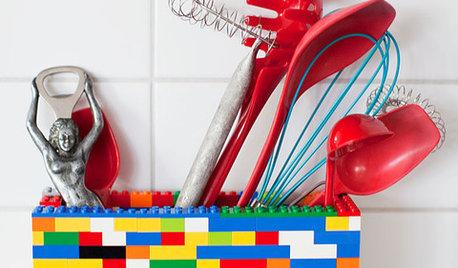 Legostein auf Legostein – aus Spielzeug wird Einrichtung