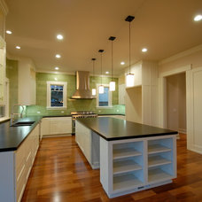 Traditional Kitchen by Rockwood Design Associates, Inc.
