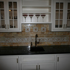 Traditional Kitchen by Cook & Kozlak Flooring Center, Inc.