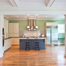 Traditional Kitchen by Studio Z Design Concepts