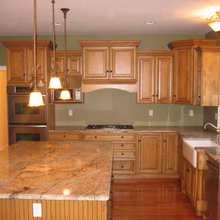 Stone Creek Builders Everett Kitchen