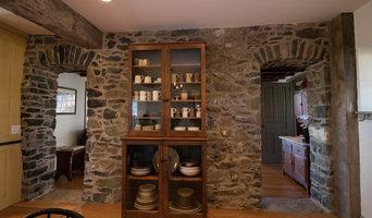 Stone Farmhouse Remodel