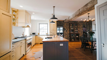 Stone Farmhouse Remodel