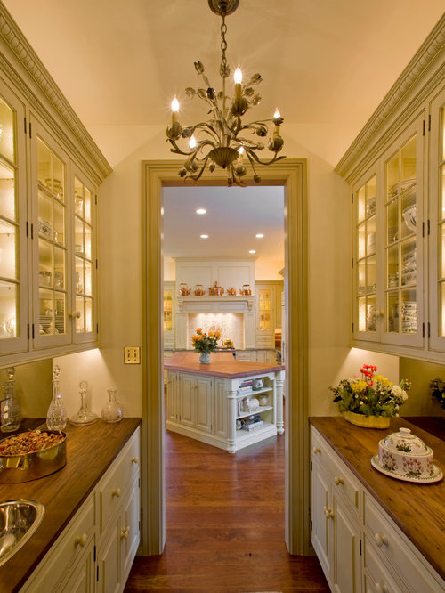 Walk Through Pantry Home Design Ideas Pictures Remodel