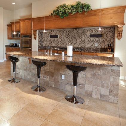 Modern Kitchen by Floor & Decor