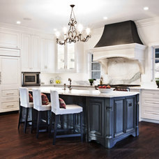 Traditional Kitchen by Distinctive Mantel Designs, Inc