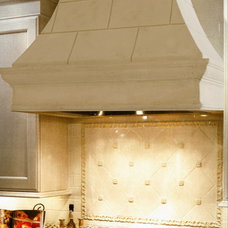 Traditional Kitchen by DaVinci Stone Craft