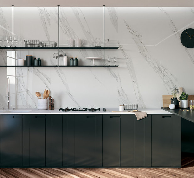 Contemporary Kitchen by Ceramo Tiles
