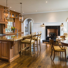Traditional Kitchen by E. B. Mahoney Builders, Inc.