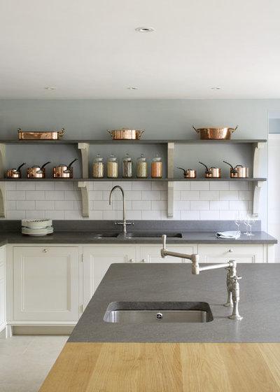 Transitional Kitchen by Artichoke